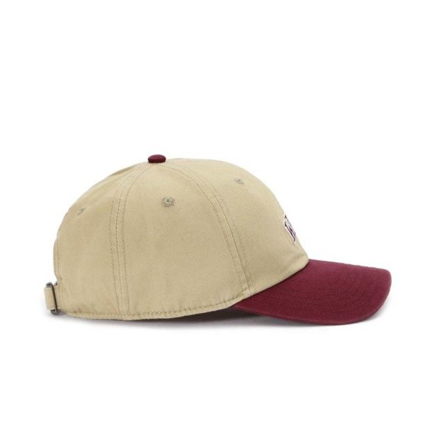 Cayler & Sons WL West Univerity Curved Cap sand