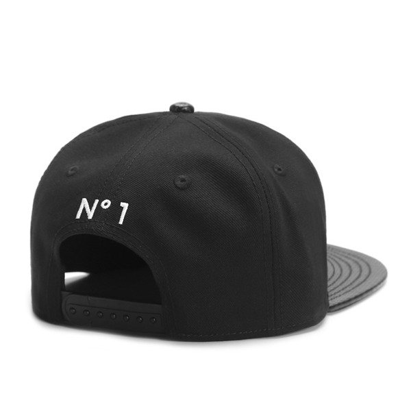 Cayler & Sons White Label snapback No.1 Cap black / white / carbon (WL-CAY-SS16-25)