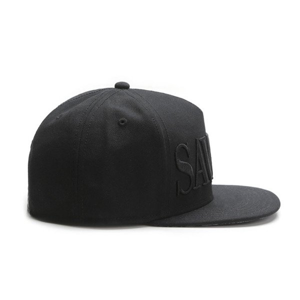 Cayler & Sons White Label snapback Sawior Cap black / gold WL-CAY-SU16-02