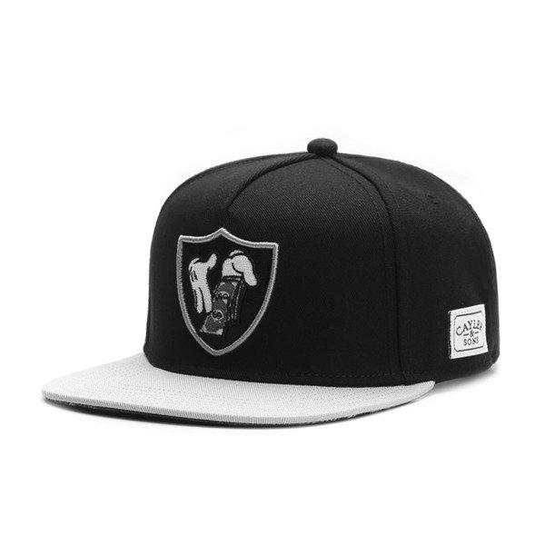 Cayler & Sons White Label snapback To Blow black / grey WL-CAY-SU16-16