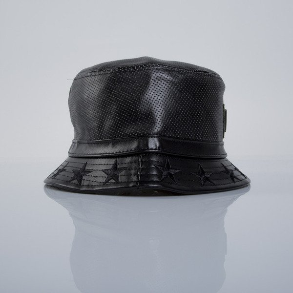 Cayler & Sons bucket hat Stars Studded black / woodland (BL-CAY-AW15-BH-03-01)