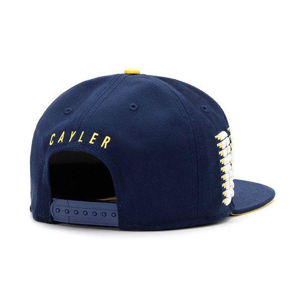 Cayler & Sons cap White Label Brooklyn ATHL Cap navy