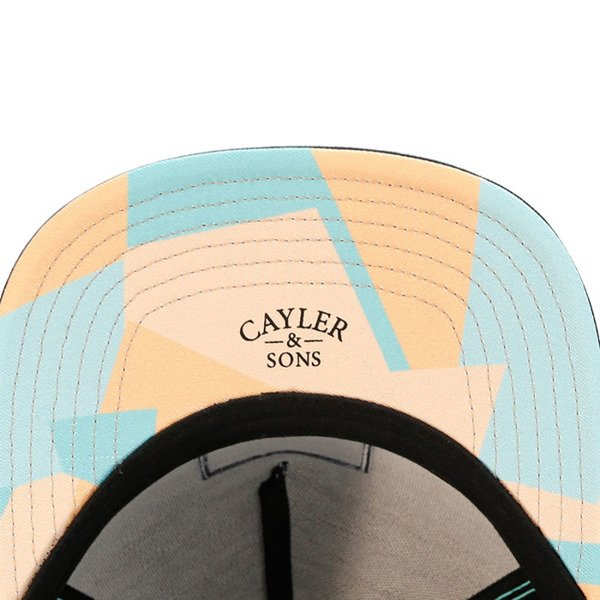 Cayler & Sons cap White Label Me Rollin' Cap black