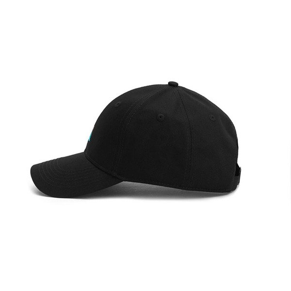 Cayler & Sons cap White Label Me Rollin' Curved Cap black