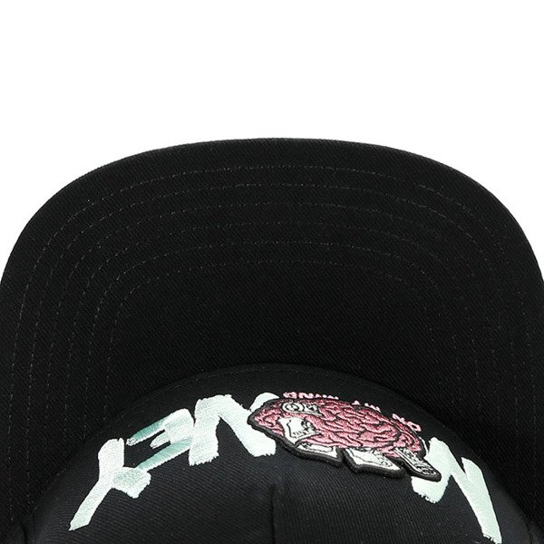 Cayler & Sons cap White Label On My Mind Cap black