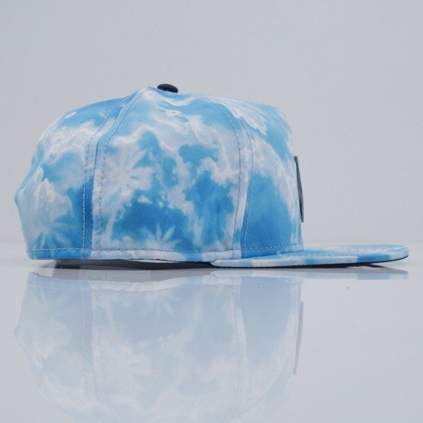 Cayler & Sons cap snapback Heaven 2-Tone blue / white (CAY-SS15-37-01)