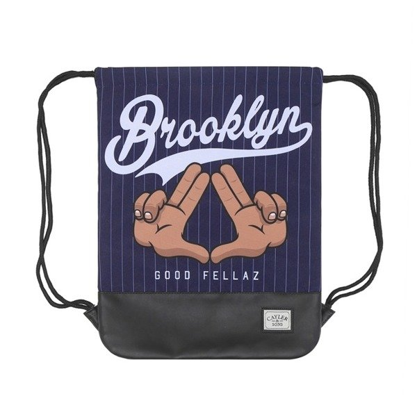 Cayler & Sons gym bag F... You Pay Me navy / multicolor