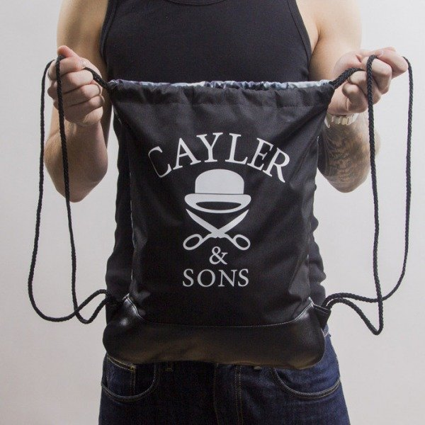 Cayler & Sons gym bag I Got It mc/black/white TR14-GB-01