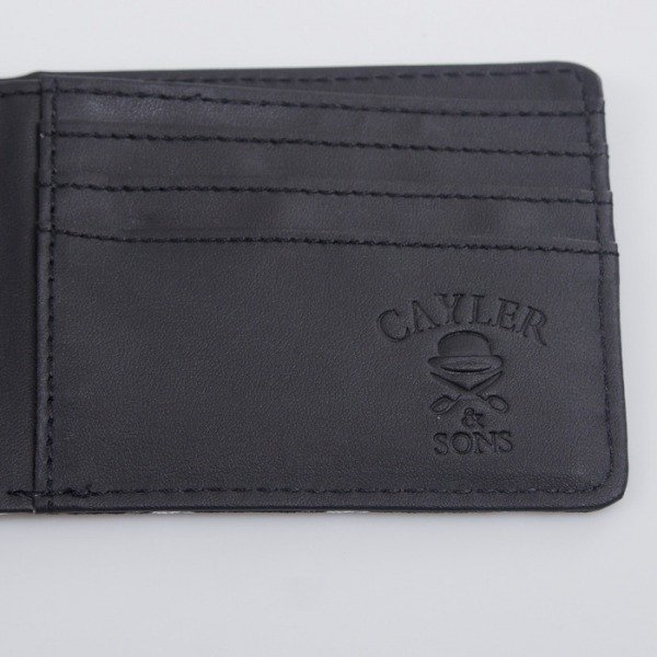 Cayler & Sons wallet V$A black AW14-WA-02