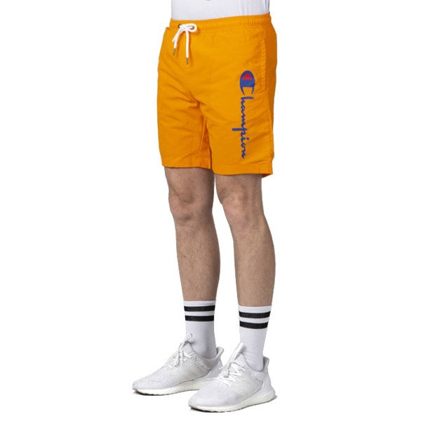 Champion Reverse Weave Swim Shorts orange