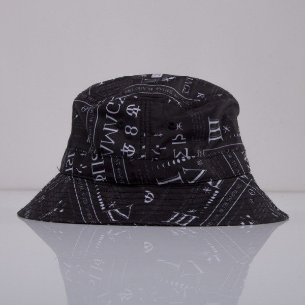 Criminal Damage bucket Script black