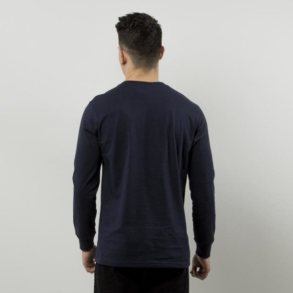 Elade Longsleeve Passion navy blue