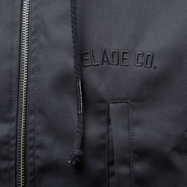 Elade Parka Elade Co. black / orange