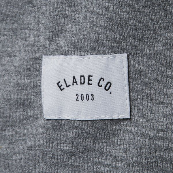 Elade T-shirt Prfc grey