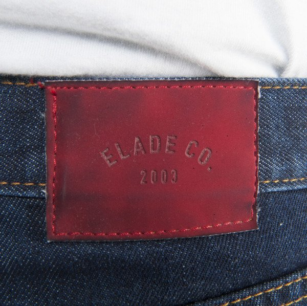 Elade jeans Icon Classic navy blue