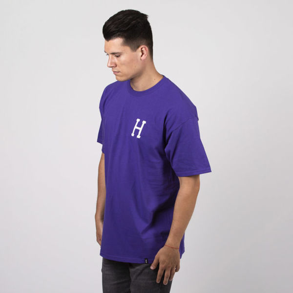 HUF Jungle Classic H S/S ultra violet