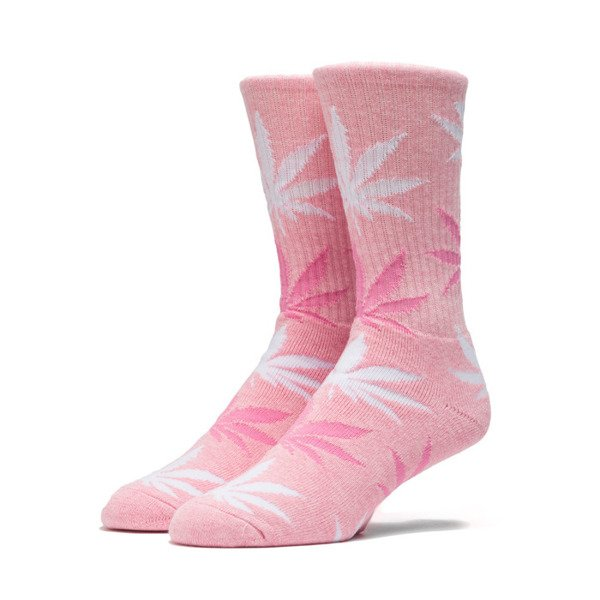 HUF Plante Crew Sock pink heather