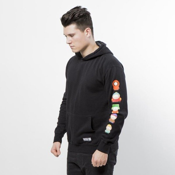 HUF SP Kids Hoodie black  SOUTH PARK EDITION