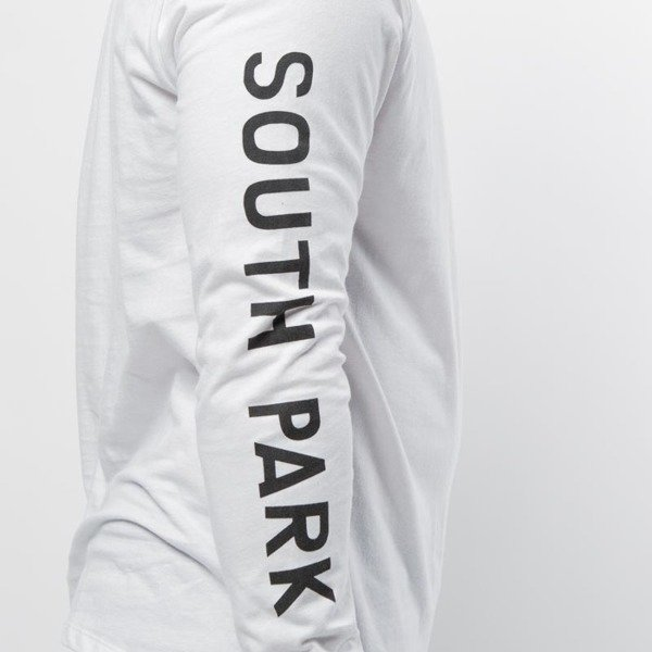 Huf SP Mr Hanky Longsleeve Pcket white SOUTH PARK EDITION