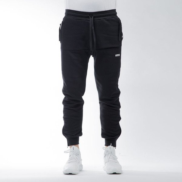 Intruz Sweatpants black