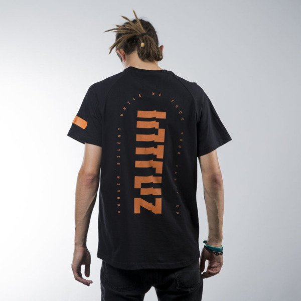 Intruz t-shirt Arch black