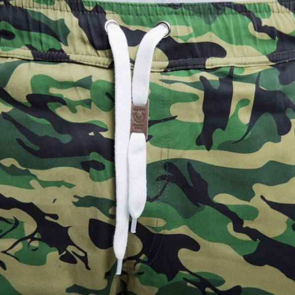KOKA  jogger pants Wrong Fully naked camo green