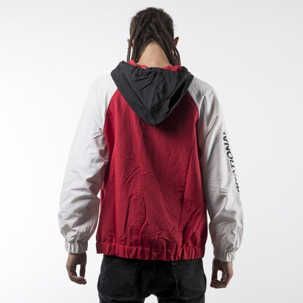Koka Ralph Jacket red / white