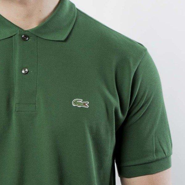 8eed50fa0 Lacoste Polo green L1212-132 ...