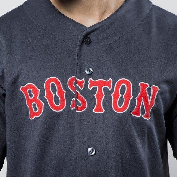 Majestic Athletic MLB Replica Jersey Boston Red Sox - navy