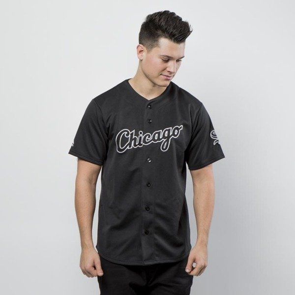 Majestic Athletic MLB Replica Jersey Chicago White Sox - black