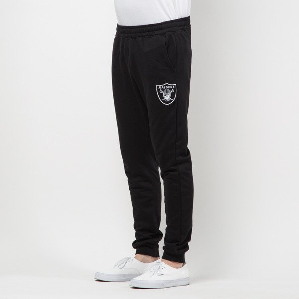 Majestic Athletic Platt Slim Loopback Oakland Raiders grey MOR2701DB