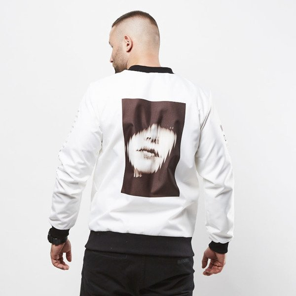 Majors jacket Bomber Mayors white