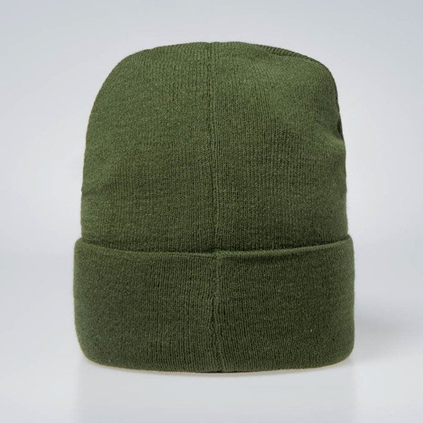 Mass Denim Base Beanie khaki