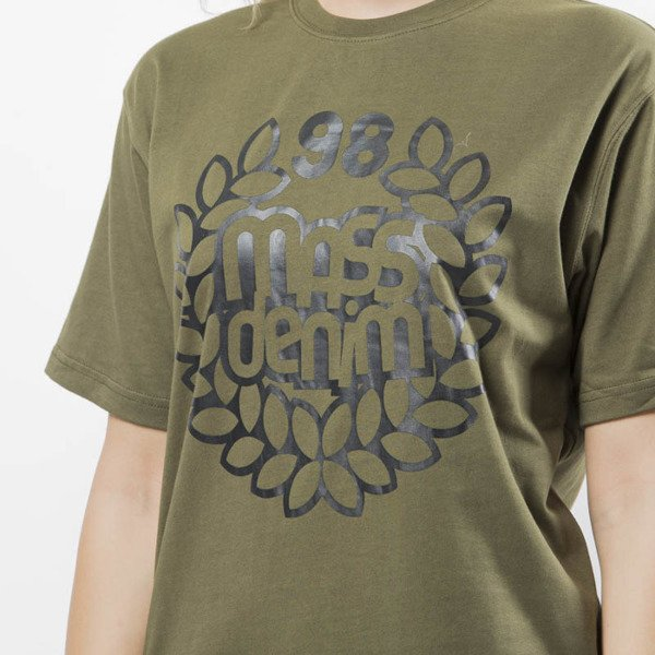 Mass Denim Base T-shirt WMNS khaki