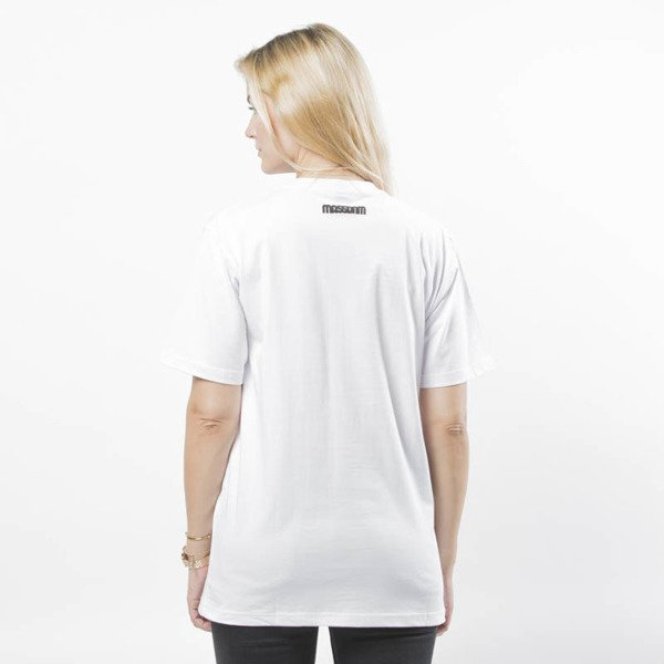 Mass Denim Classics T-shirt WMNS white