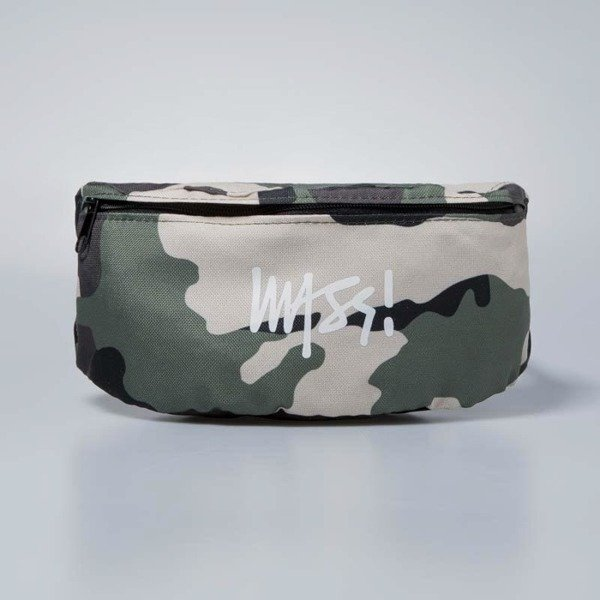Mass Denim Hip Case Signature woodland camo