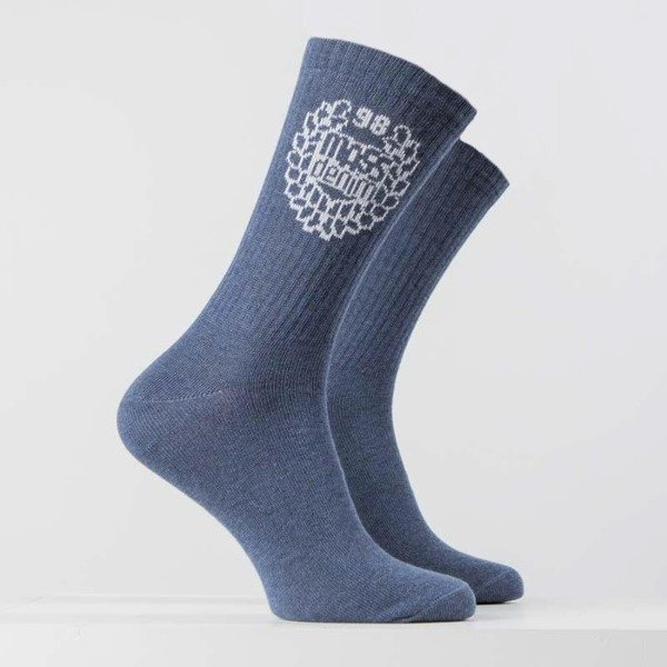 Mass Denim Socks Base heather blue