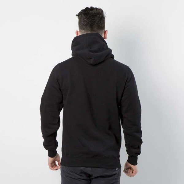 Mass Denim Sweatshirt Hoody Base black