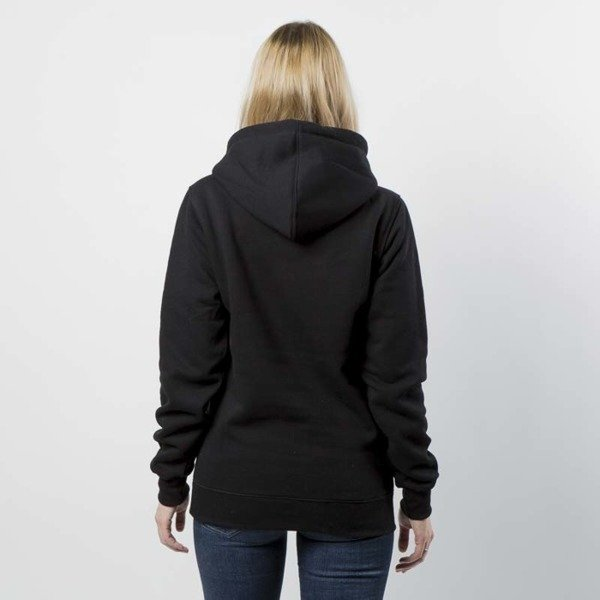 Mass Denim Sweatshirt Hoody Classics WMNS black