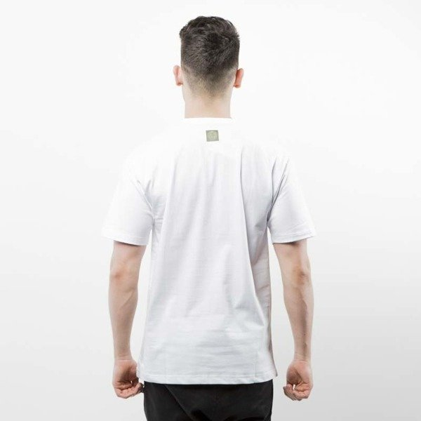 Mass Denim T-shirt Patrol white SS 2017