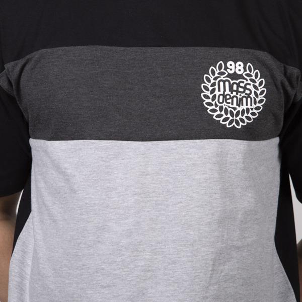 4529cb5b54 Mass Denim T3 T-shirt light heather grey ...