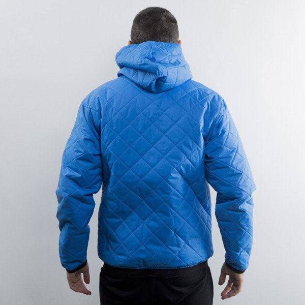 Mass Denim jacket Base Quilted blue