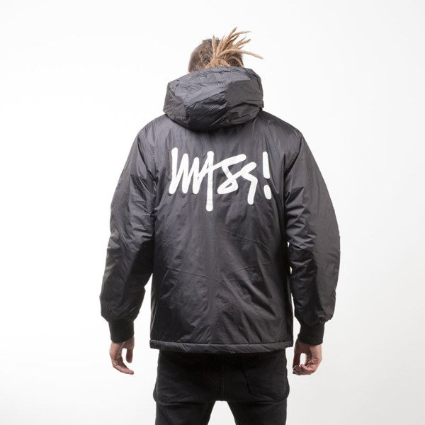 Mass Denim jacket Signature black
