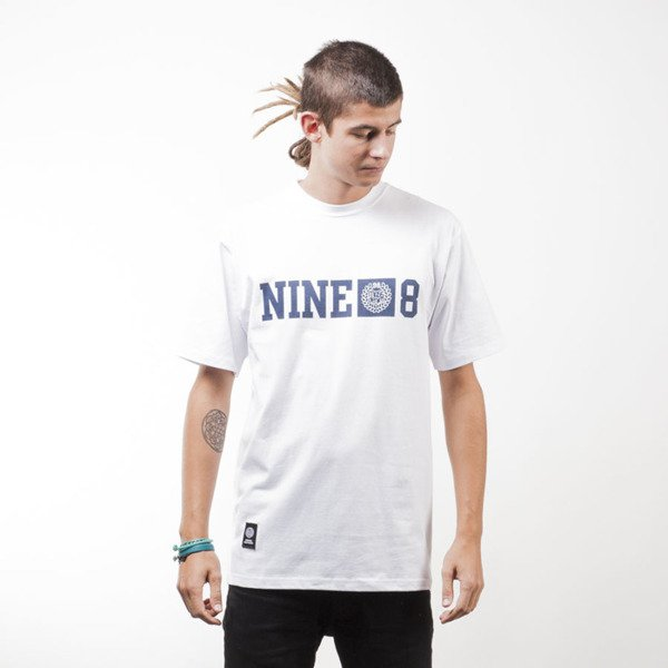 Mass Denim t-shirt 9 Eight white