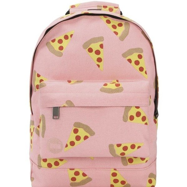 Mi-Pac Pizza Backpack pink WMNS