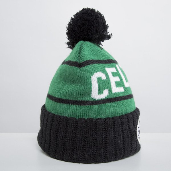 Mitchell & Ness beanie Boston Celtics green Championship KS58Z