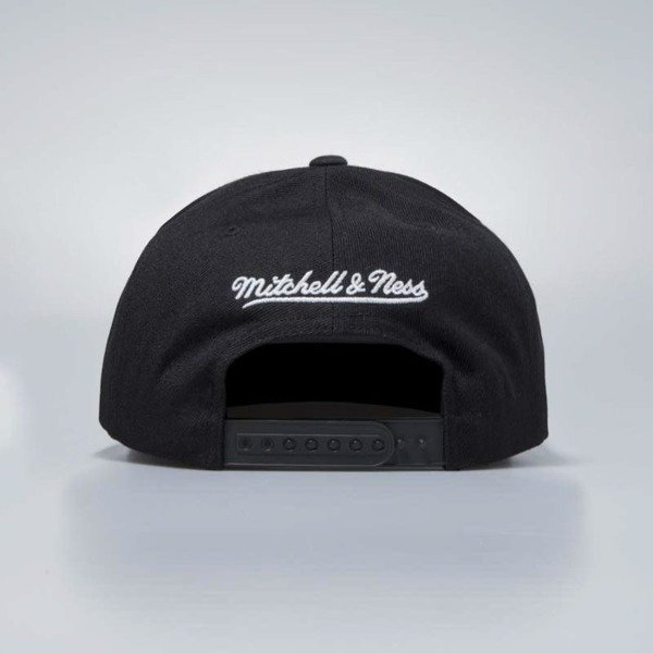 Mitchell & Ness cap snapback Chicago Bulls black Full Dollar