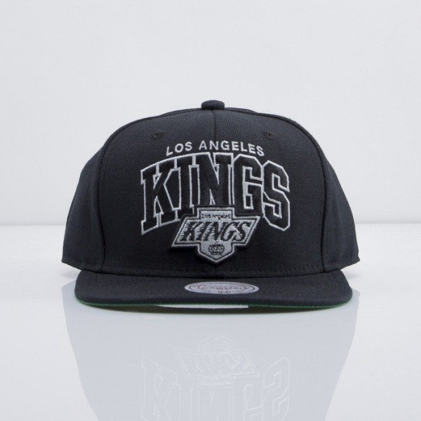 Mitchell & Ness cap snapback Los Angeles Kings black On Point EU240