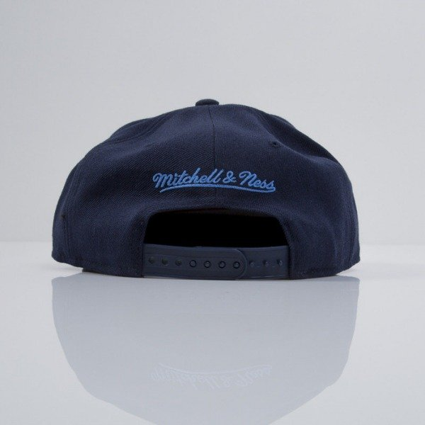 Mitchell & Ness cap snapback Oklahoma City Thunder navy  WOOL SOLID NL15Z