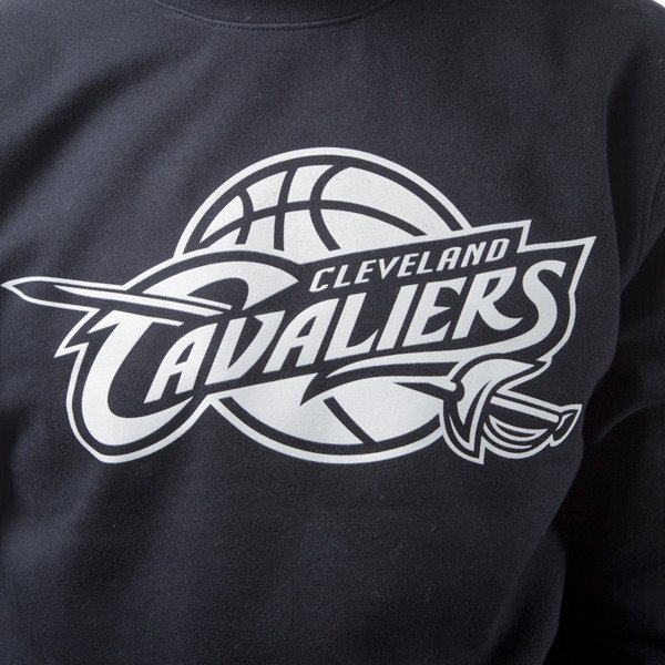 Mitchell & Ness longsleeve Cleveland Cavaliers black  FREE THROW
